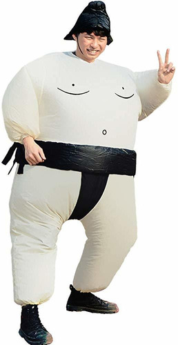disfraz inflable para hombre, fiesta de explosin gigant...