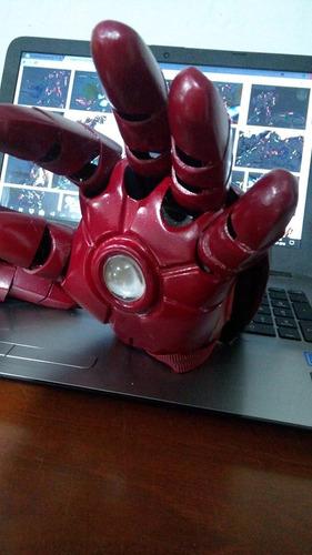 disfraz iron man  armadura fibra de vidrio