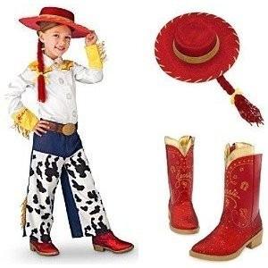 Disfraz Jessie Original Disney Toy Story Talla 5 6 -   1 200298b7f56