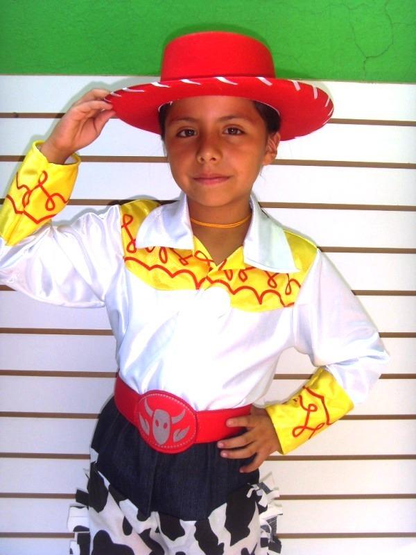 1749af06b9f99 disfraz jessie toy story niña sombrero pantalon de mezclilla. Cargando zoom.