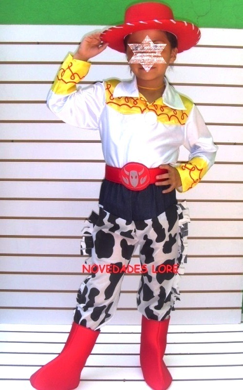 108c7bdd2dc1a disfraz jessie vaquerita con botas y sombrero toy story niña. Cargando zoom.