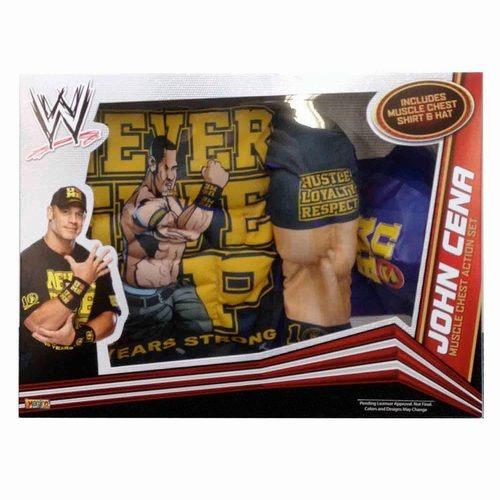 Disfraz John Cena Wwe Niños 4-6 Años - En Stock -   84.900 en ... ca6f31ba794