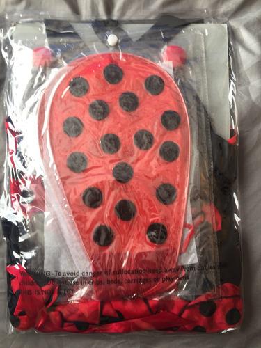 disfraz ladybug talla m