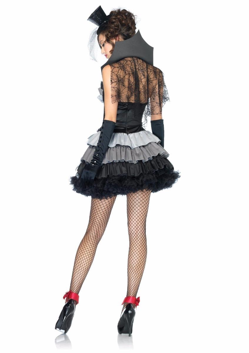 Disfraz Leg Avenue Dama Reina Oscuridad Con Choker Talla Ch ... 59ce9c9d687
