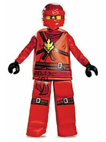 disfraz lego ninjago