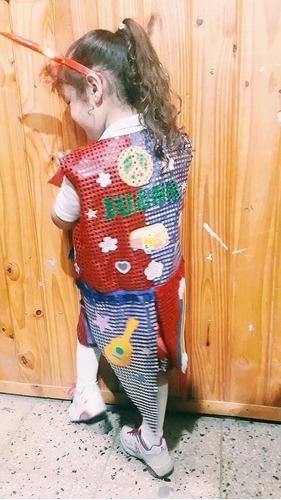 disfraz levita murga. murguero. traje personalizado completo