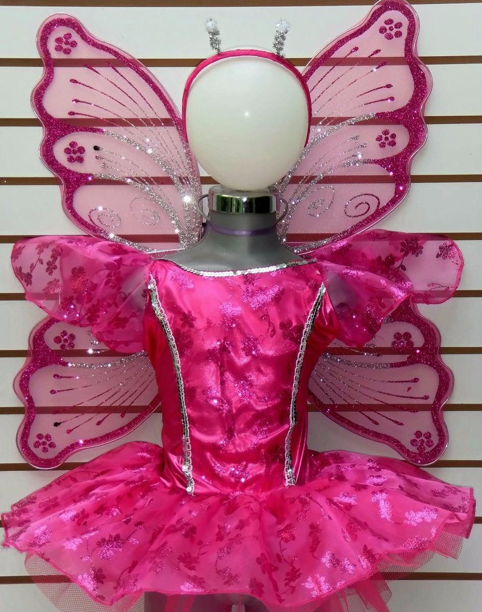 disfraz mariposa tutu mallas alas disfraces primavera nia