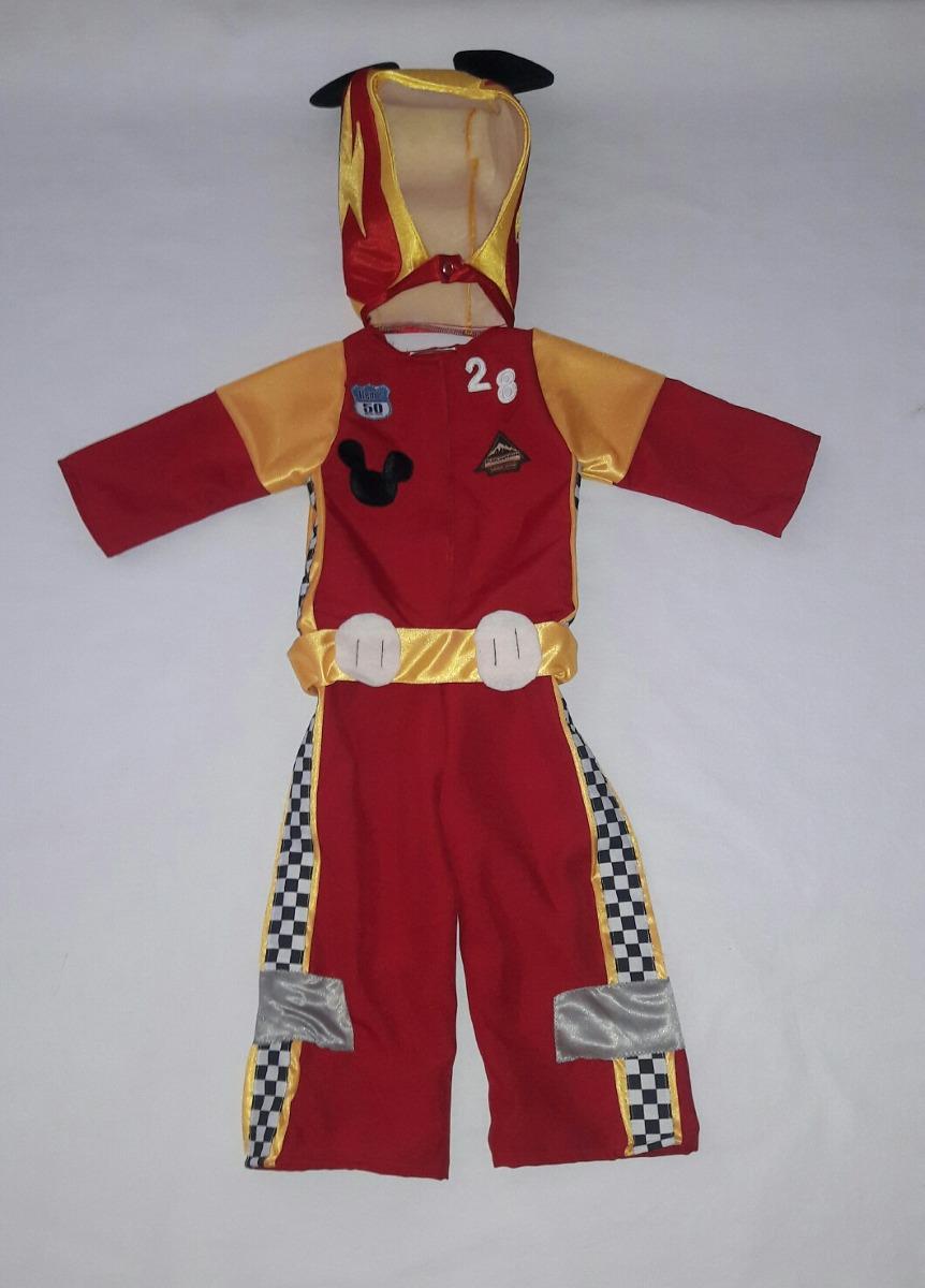 Disfraz Mickey Aventuras Sobre Ruedas - $ 1.290,00 en Mercado Libre