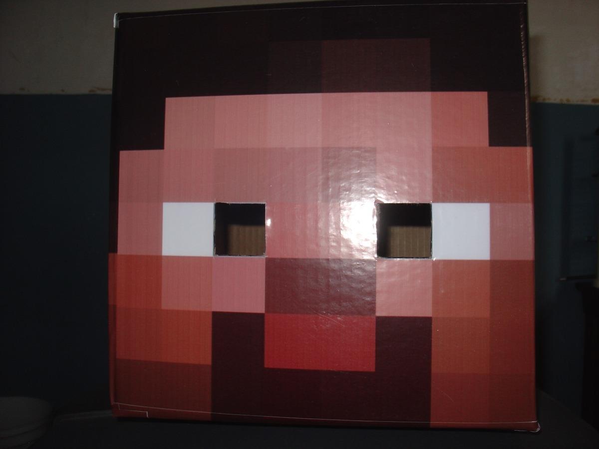Disfraz minecraft cabezas steve enderman creeper head - Minecraft creeper and steve ...