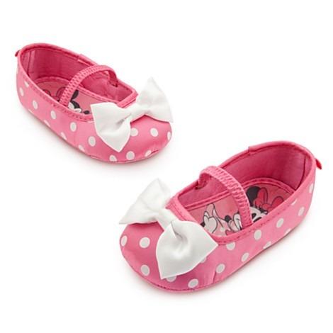 Disfraz Minnie Mimi Bebe Rosa Zapatos Orejas Disney ...