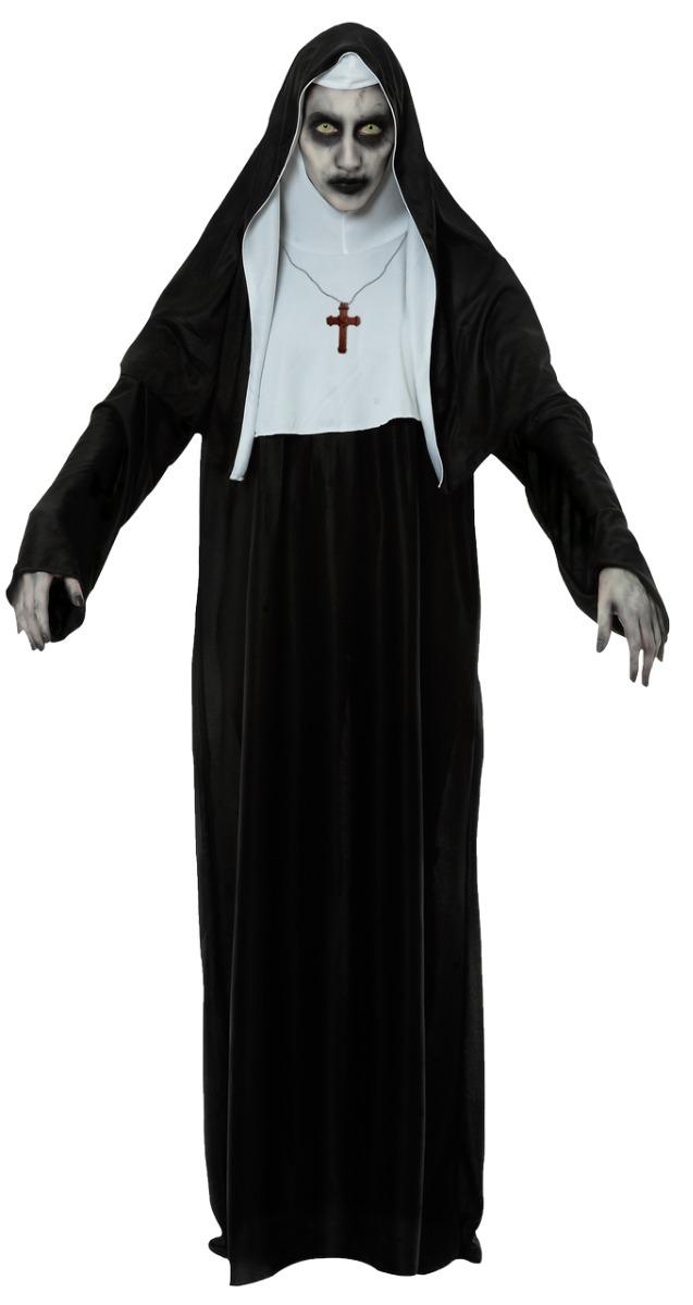 foto de Disfraz Monja Maldita Halloween Mujer Talla M Terror $ 759 00 en Mercado Libre