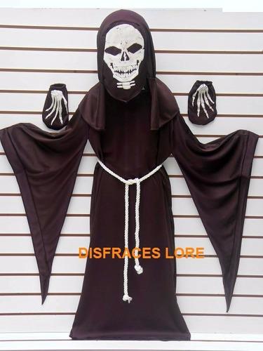 disfraz monje adulto dia de muertos fraile envio gratis