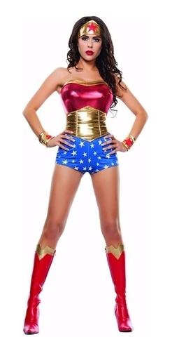 disfraz mujer maravilla  starline