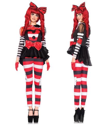 disfraz muñeca mod. 8443 leg avenue adulto