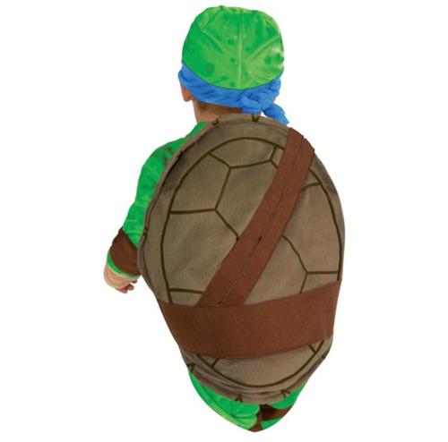 disfraz mutantes tortuga ninja tallas 2-4 años