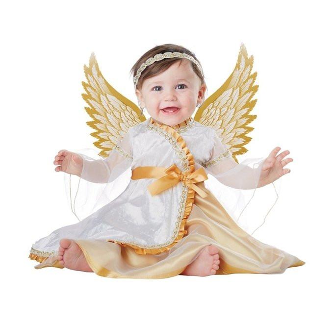 Disfraz navidad ayudante de santa bebe pino angel duende - Disfraz de angel nino ...