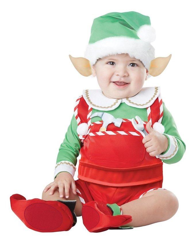 Disfraz navidad galleta de gengibre duende bebe pino angel - Disfraz de angel para nino ...