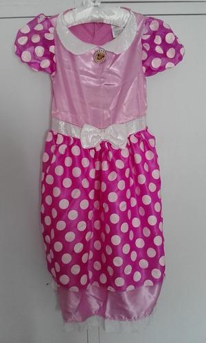 disfraz niña (daisy) original nuevo disney talle m 7/10 años