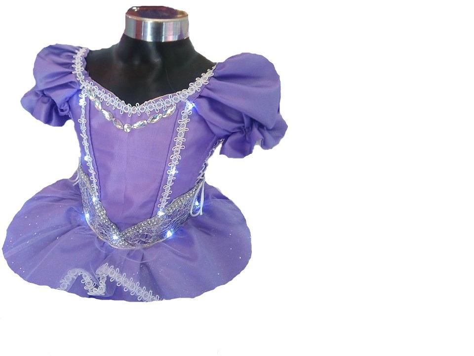 Disfraz Niña Disney Vestido Presentacion Princesa Sofia Elsa ...