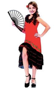 69bb7a3a4 Disfraz Española Flamenco Disfraces - Recuerdos, Cotillón y Fiestas ...