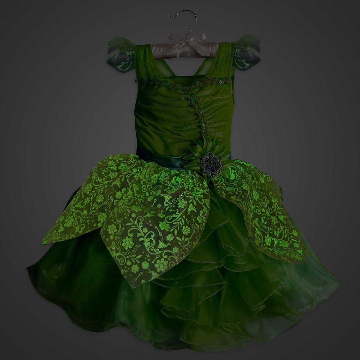 Disfraz Niña Tinker Bell Disney Store Vestido Campanita