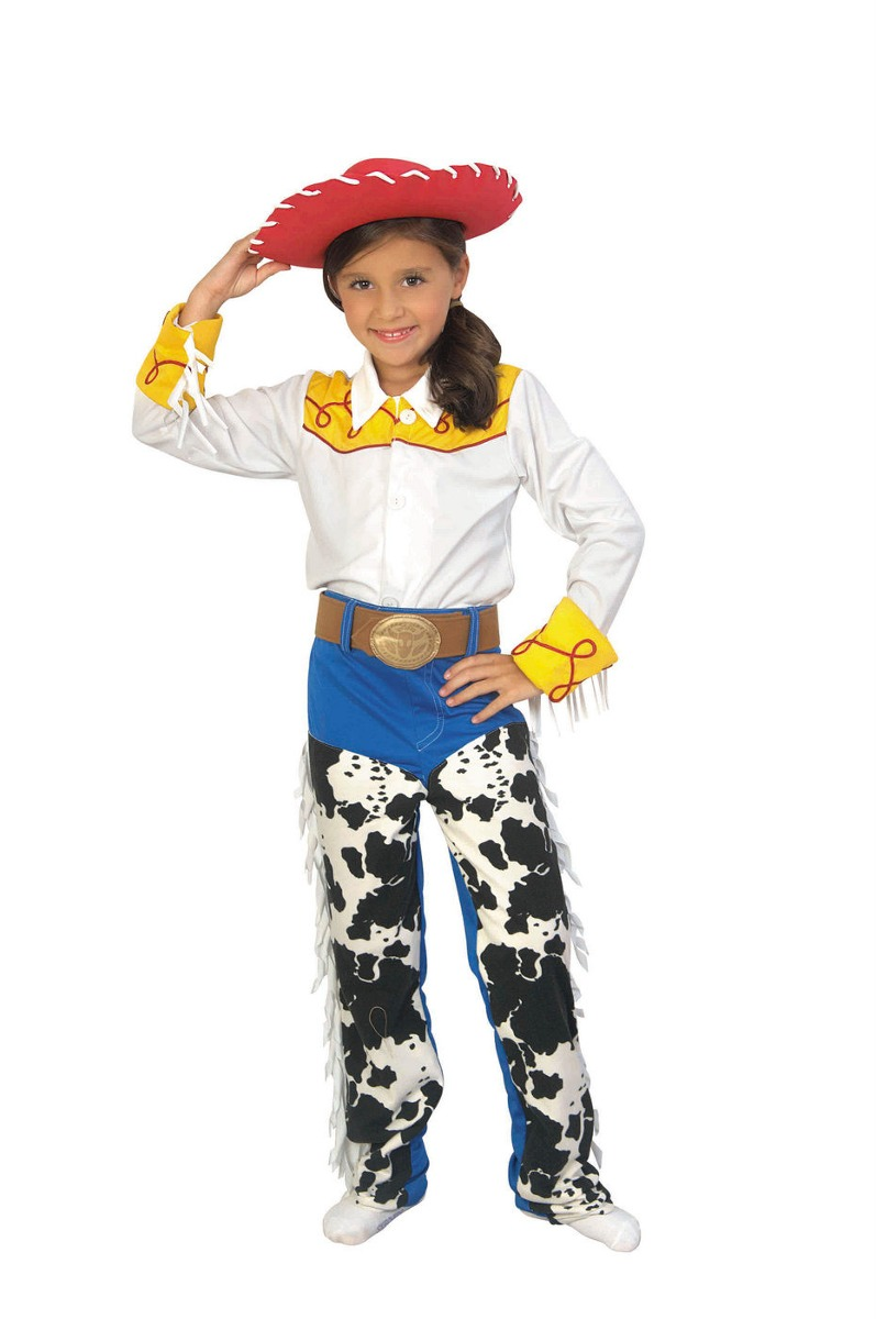 0108b49464258 Disfraz Niña Jesie Toy Story Disfraces Cachivaches Halloween ...