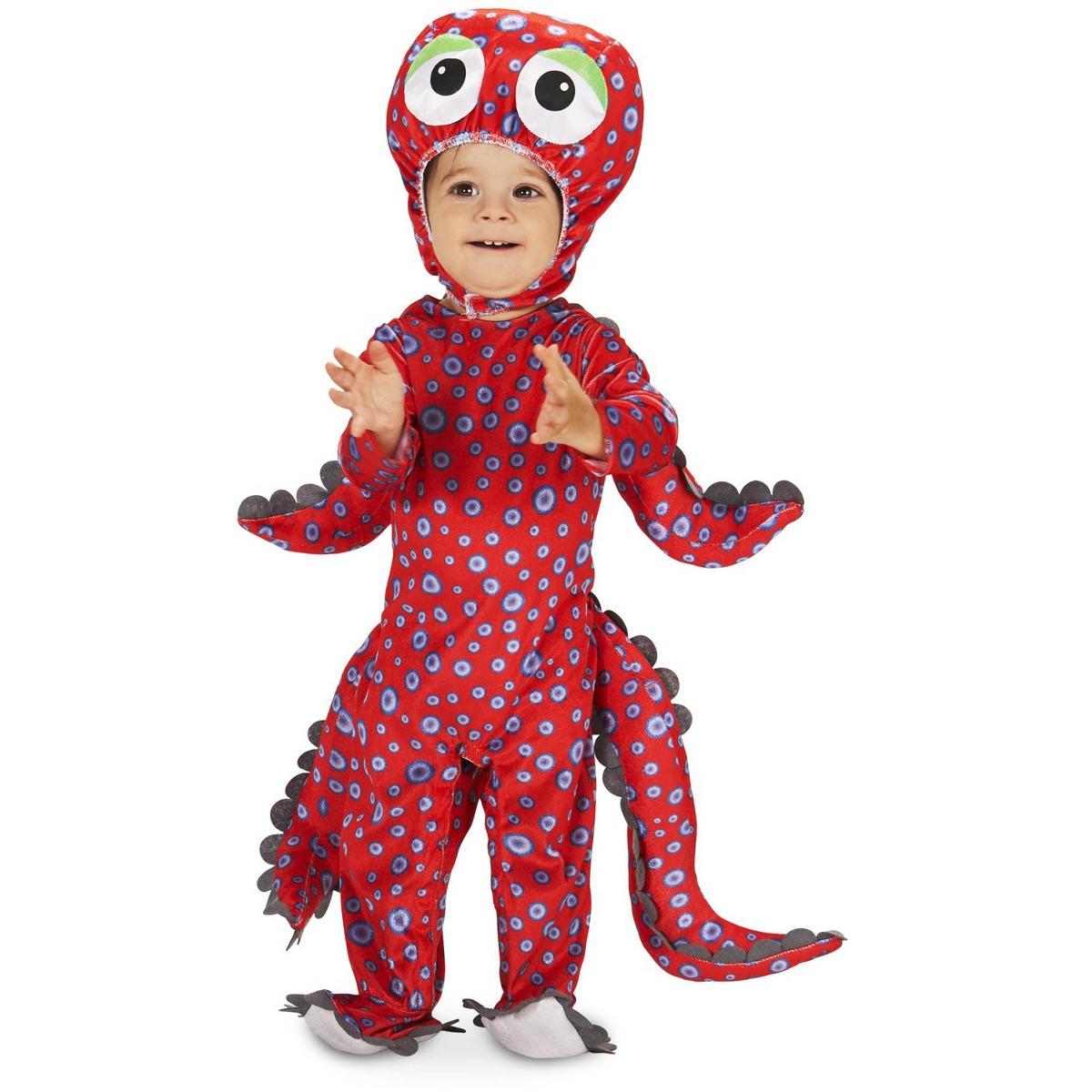 c638fb71d Disfraz Para Niño Pulpo Talla 6-12 Meses- Halloween -   258.550 en ...