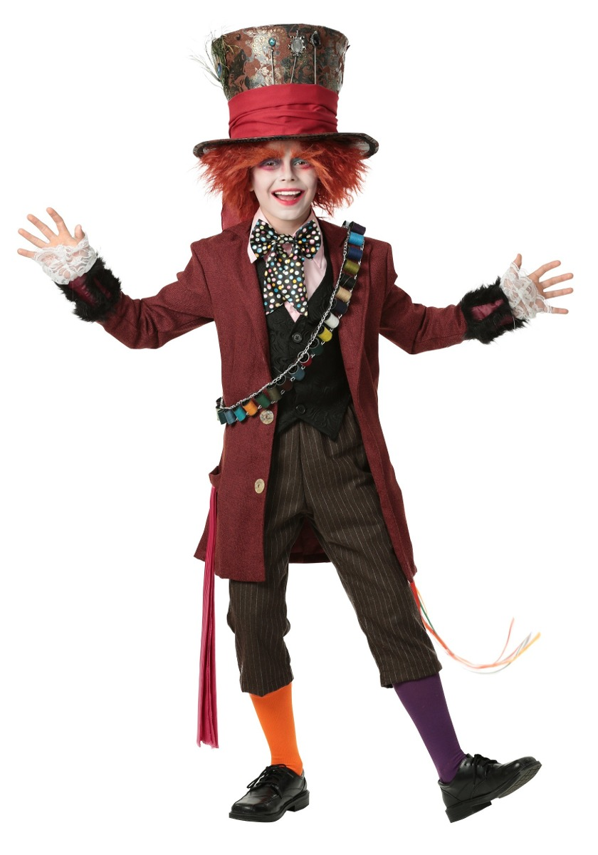 Disfraz Para Niño Sombrero Loco - Halloween -   762.550 en Mercado Libre 1ca913a710b