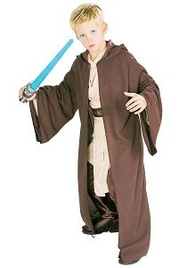 disfraz niño jedi star wars obi wan navidad reyes magos