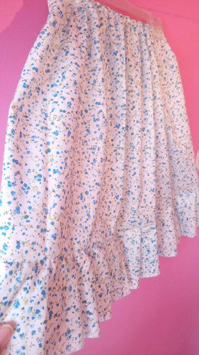 disfraz paisana traje patrio blusa pollera delantal pañuelo