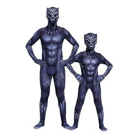 Disfraz Pantera Negra Avengers Halloween Vengadores