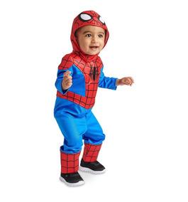 cb42a54c0ac2 Disfraz Para Bebes Spiderman Bebe Disfraz Hombre Araña