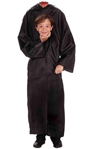 Disfraz Para Halloween Hombre Sin Cabeza Medium Para Ninos - Disfraces-sin-cabeza