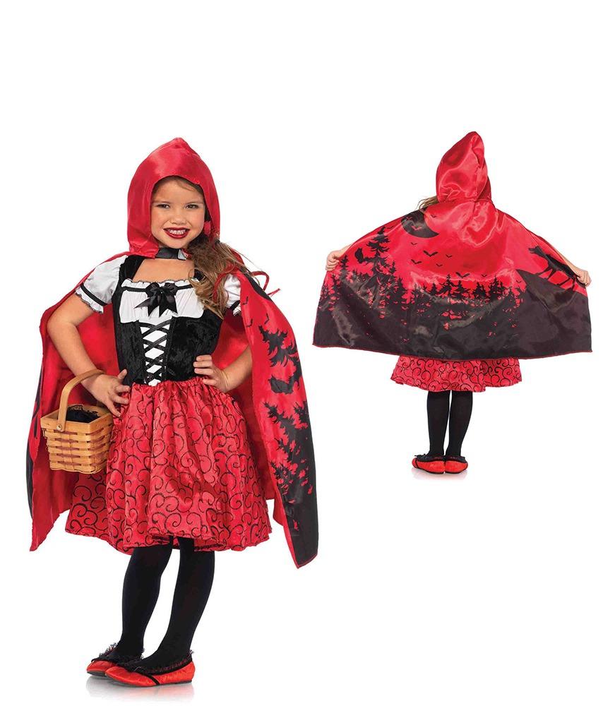 Disfraces Para Halloween De Caperucita Roja.Disfraz Para Nina Caperucita Roja Halloween