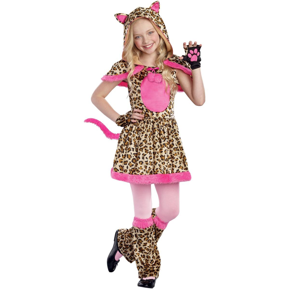 Disfraz Para Nia Gata Talla L Halloween 96900 en Mercado Libre