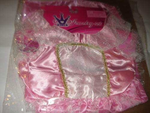 disfraz para niñas de princesas talla 2