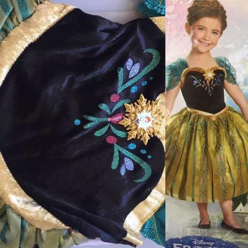 disfraz para niñas entre 4 y 7 años
