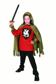088268b4e Disfraz Para Niño Caballero Dragón Medieval Talla L