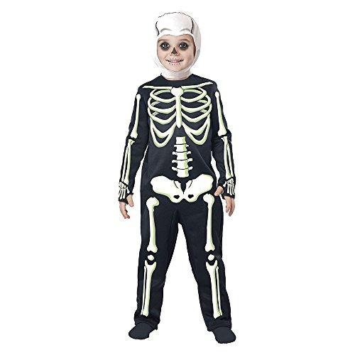 Disfraz Para Niño De Esqueleto California Costumes Color ...