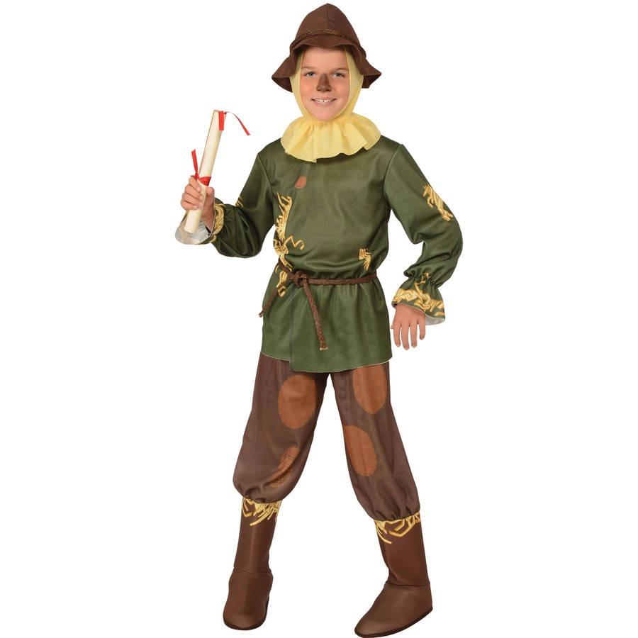 72685b553 Disfraz Para Niño Espantapájaros El Mago De Oz Talla S -   1