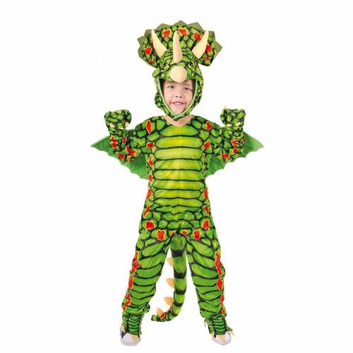 disfraz para niño motivo dragoncito, talla 2.