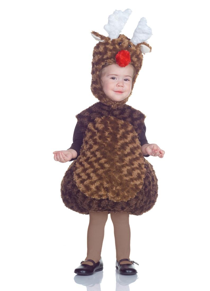 Disfraz Para Nio Reno Halloween 95895 en Mercado Libre