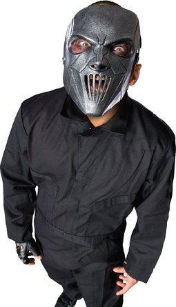 disfraz para niño slipknot máscara mick, un tamaño