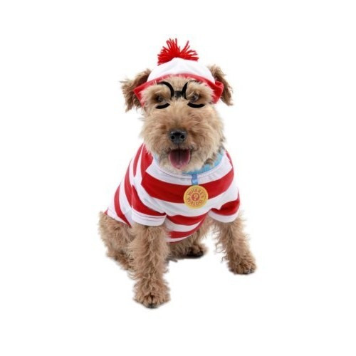 disfraz para perro elope inc dónde está wally woof vestuari
