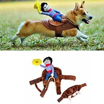 disfraz para perro los jinetes del perro ropa para mascotas