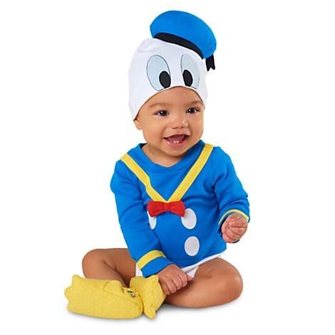 disfraz pato donald bebe disney store traje - Bebe Disney