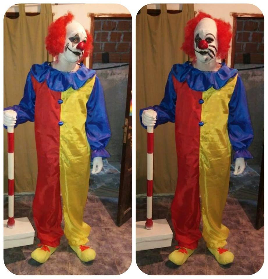 Disfraces de Payasos de Circo y Bebés para hombre y