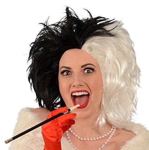 disfraz peluca cruel del traje de la señora del canguro