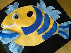 Disfraz Pez Flanders La Sirenita Peces Colores Nemo Y Mas
