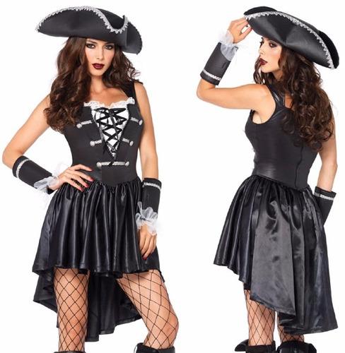 disfraz pirata leg avenue entrega inmediata